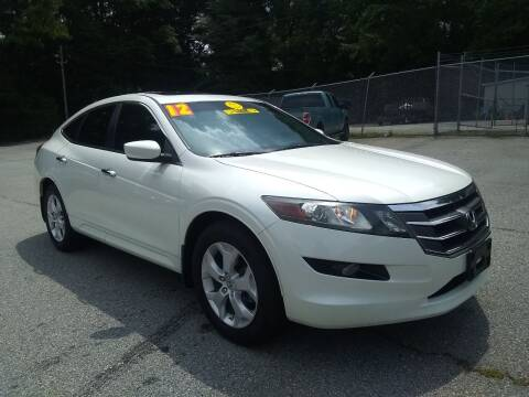 2012 Honda Crosstour for sale at Import Plus Auto Sales in Norcross GA