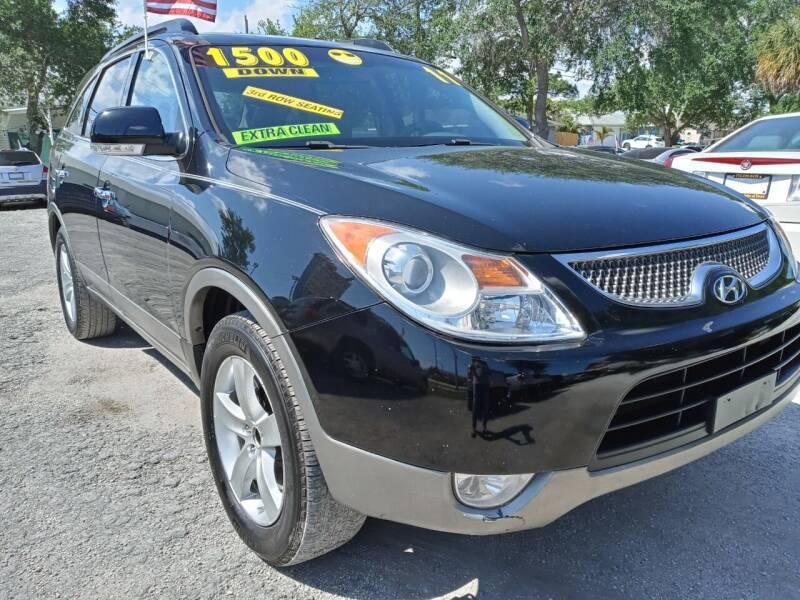 2011 Hyundai Veracruz for sale at AFFORDABLE AUTO SALES OF STUART in Stuart FL