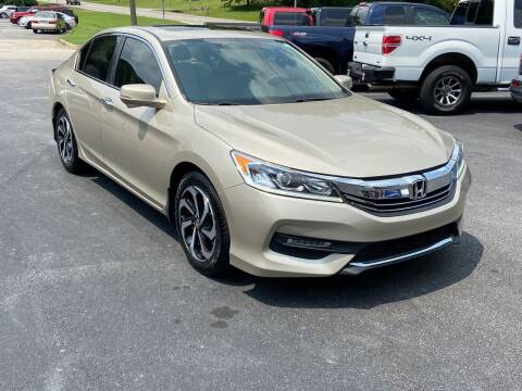 2017 Honda Accord for sale at Luxury Auto Innovations in Flowery Branch GA