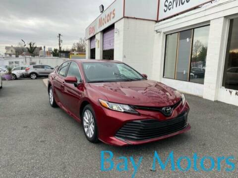 2019 Toyota Camry for sale at Bay Motors Inc in Baltimore MD