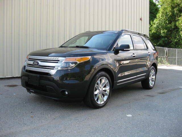 2014 Ford Explorer for sale at Jareks Auto Sales in Lowell MA