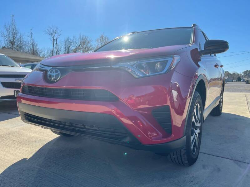 2017 Toyota RAV4 for sale at A&C Auto Sales in Moody AL