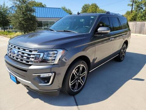 2019 Ford Expedition for sale at Kell Auto Sales, Inc - Grace Street in Wichita Falls TX