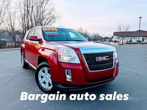 2013 GMC Terrain for sale at Bargain Auto Sales LLC in Garden City ID