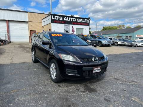 2008 Mazda CX-7 for sale at Lo's Auto Sales in Cincinnati OH