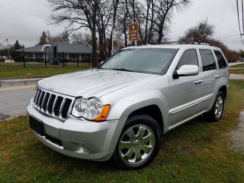 2009 Jeep Grand Cherokee for sale at RBM AUTO BROKERS in Alsip IL