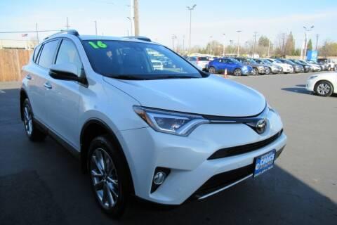 2016 Toyota RAV4 for sale at Choice Auto & Truck in Sacramento CA