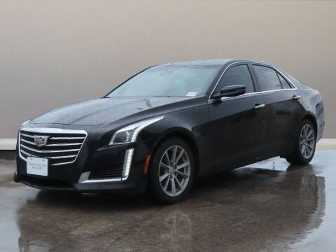 2019 Cadillac CTS for sale at Ron Carter  Clear Lake Used Cars in Houston TX
