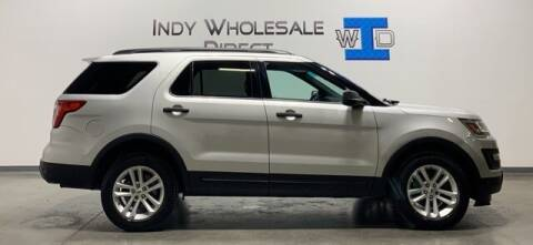 2016 Ford Explorer for sale at Indy Wholesale Direct in Carmel IN