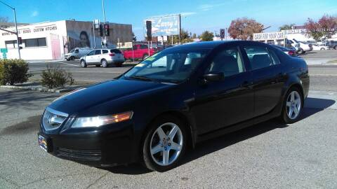 2006 Acura TL for sale at Larry's Auto Sales Inc. in Fresno CA