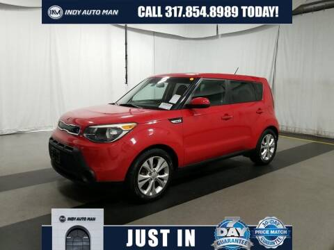 2015 Kia Soul for sale at INDY AUTO MAN in Indianapolis IN