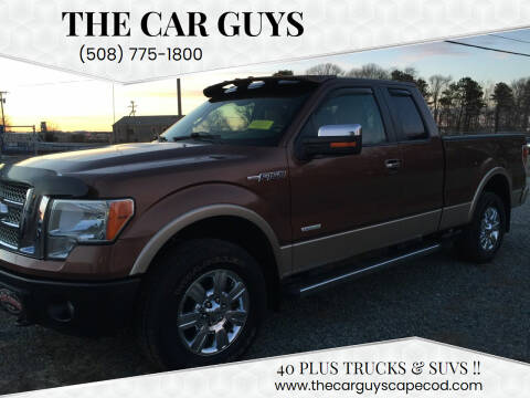 2011 Ford F-150 for sale at The Car Guys in Hyannis MA