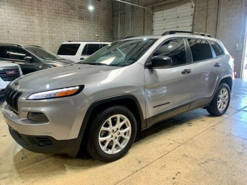 2017 Jeep Cherokee for sale at Atwater Motor Group in Phoenix AZ