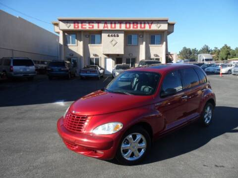 2003 Chrysler PT Cruiser for sale at Best Auto Buy in Las Vegas NV