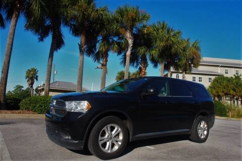 2013 Dodge Durango for sale at Gulf Financial Solutions Inc DBA GFS Autos in Panama City Beach FL