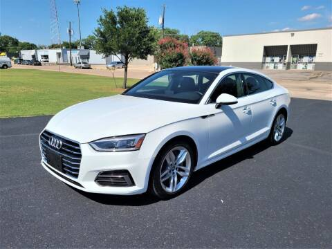 2019 Audi A5 Sportback for sale at Image Auto Sales in Dallas TX