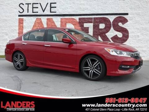 2017 Honda Accord for sale at The Car Guy powered by Landers CDJR in Little Rock AR