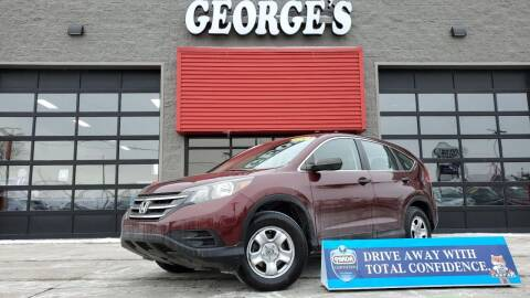 2013 Honda CR-V for sale at George's Used Cars - Pennsylvania & Allen in Brownstown MI