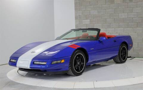 1996 Chevrolet Corvette for sale at Mershon's World Of Cars Inc in Springfield OH