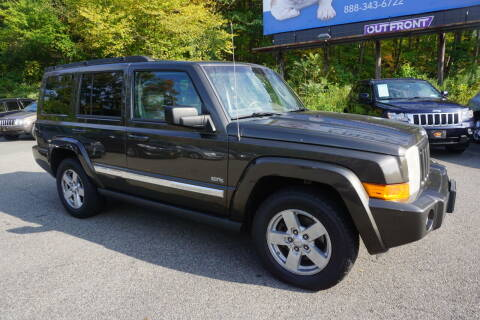 2006 Jeep Commander for sale at Bloom Auto in Ledgewood NJ