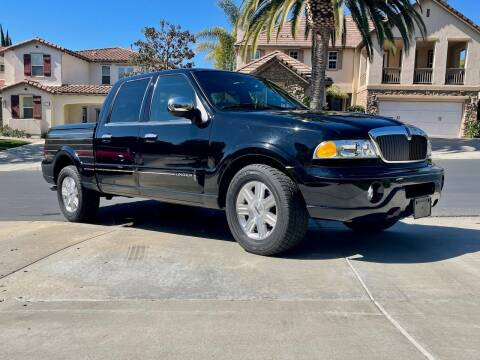 2002 Lincoln Blackwood for sale at Urge to Drive LLC in Escondido CA