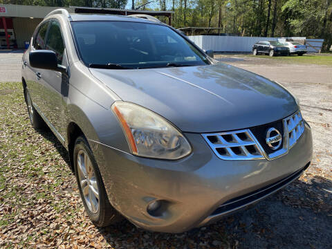 2013 Nissan Rogue for sale at Carlyle Kelly in Jacksonville FL