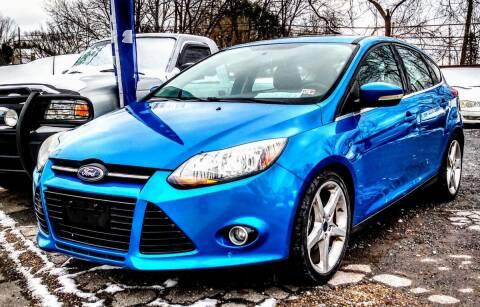 2013 Ford Focus for sale at Abingdon Auto Specialist Inc. in Abingdon VA