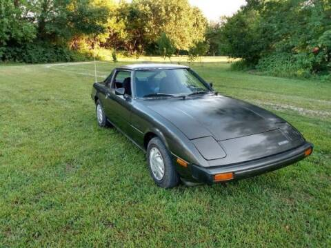 1980 Mazda RX-7 for sale at Classic Car Deals in Cadillac MI