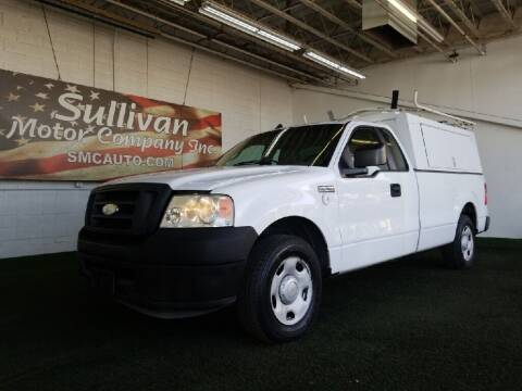 2008 Ford F-150 for sale at SULLIVAN MOTOR COMPANY INC. in Mesa AZ