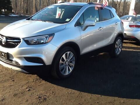 2019 Buick Encore for sale at Lance Motors in Monroe Township NJ