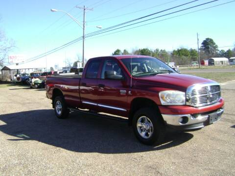 2008 Dodge Ram Pickup 3500 for sale at Tom Boyd Motors in Texarkana TX