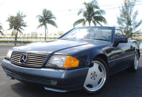 1991 Mercedes-Benz 300-Class for sale at Maxicars Auto Sales in West Park FL