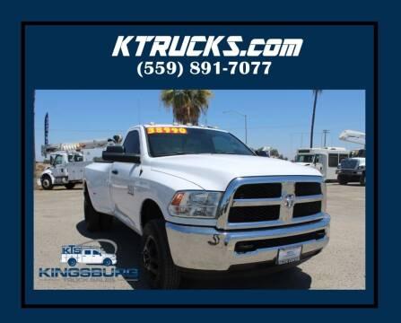 2018 RAM Ram Pickup 3500 for sale at Kingsburg Truck Center in Kingsburg CA