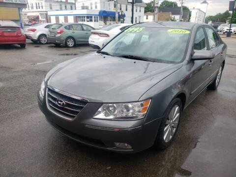 2010 Hyundai Sonata for sale at TC Auto Repair and Sales Inc in Abington MA