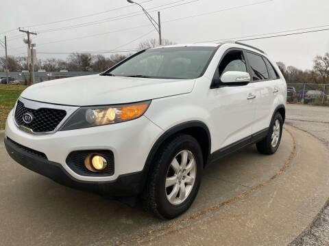 2012 Kia Sorento for sale at Xtreme Auto Mart LLC in Kansas City MO
