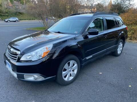 2012 Subaru Outback for sale at Car World Inc in Arlington VA
