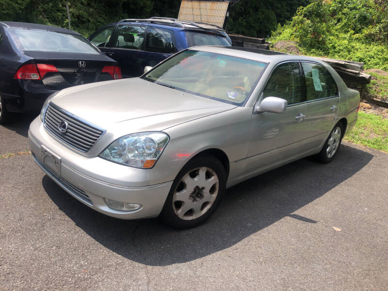2002 Lexus LS 430 for sale at 22nd ST Motors in Quakertown PA