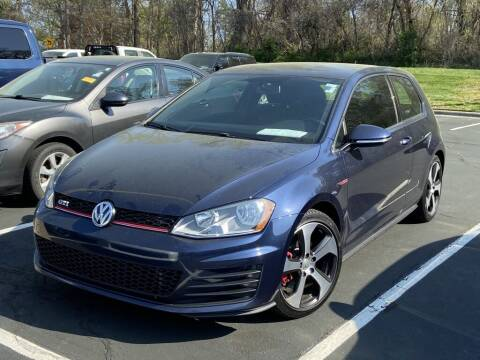 2016 Volkswagen Golf GTI for sale at Stearns Ford in Burlington NC