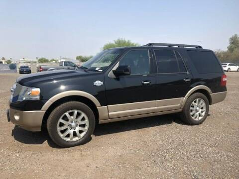 2012 Ford Expedition for sale at Autos by Jeff in Peoria AZ