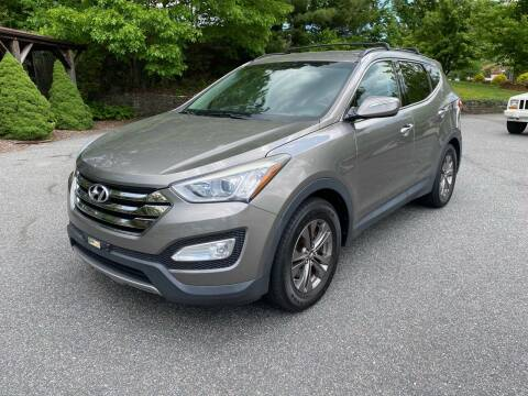 2013 Hyundai Santa Fe Sport for sale at Highland Auto Sales in Boone NC