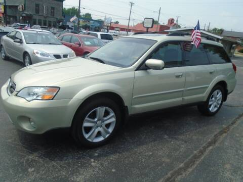 2006 Subaru Outback for sale at NORTHLAND AUTO SALES in Dale WI