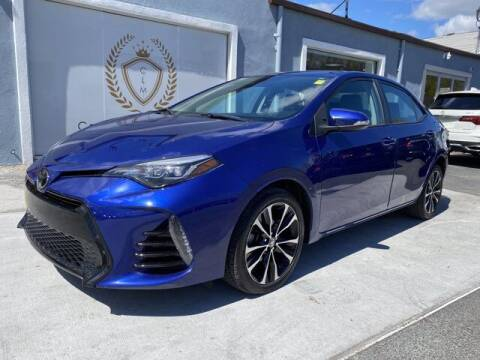 2018 Toyota Corolla for sale at CERTIFIED LUXURY MOTORS OF QUEENS in Elmhurst NY