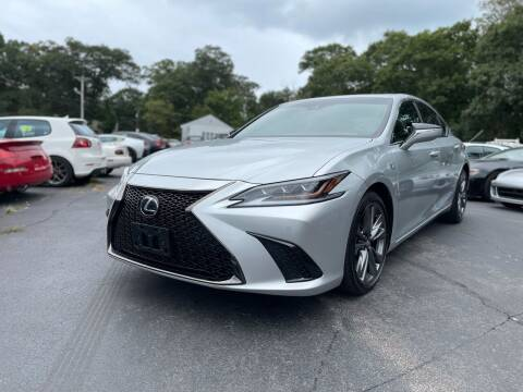 2019 Lexus ES 350 for sale at SOUTH SHORE AUTO GALLERY, INC. in Abington MA