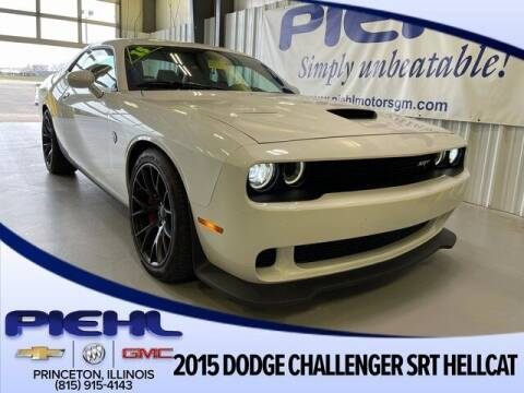2015 Dodge Challenger for sale at Piehl Motors - PIEHL Chevrolet Buick Cadillac in Princeton IL