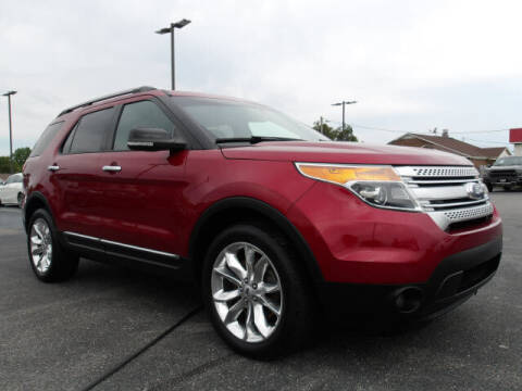 2015 Ford Explorer for sale at TAPP MOTORS INC in Owensboro KY