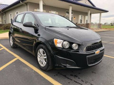 2012 Chevrolet Sonic for sale at Champion Motorcars in Springdale AR