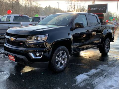 2019 Chevrolet Colorado for sale at Midstate Auto Group in Auburn MA