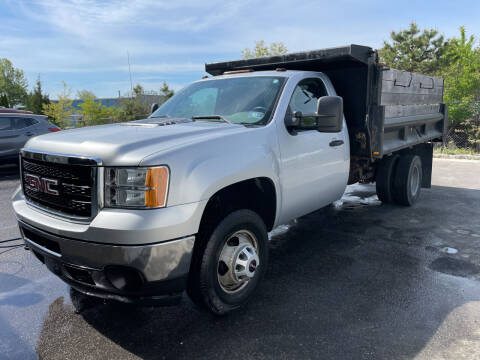2013 GMC Sierra 3500HD for sale at CANDOR INC in Toms River NJ