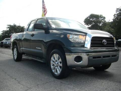2007 Toyota Tundra for sale at Manquen Automotive in Simpsonville SC