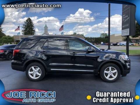 2017 Ford Explorer for sale at Mr Intellectual Cars in Shelby Township MI